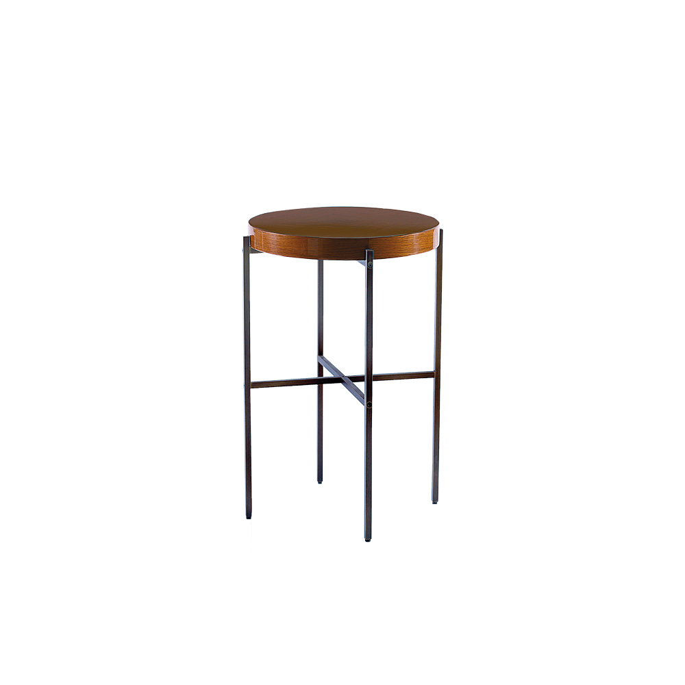 C27 DISK SIDE TABLE