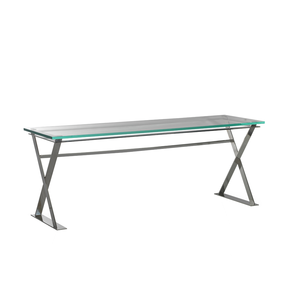 C29 GLASS DESK