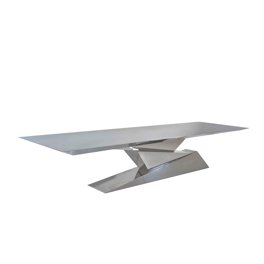C41 TECTONIC DINING TABLE (A)