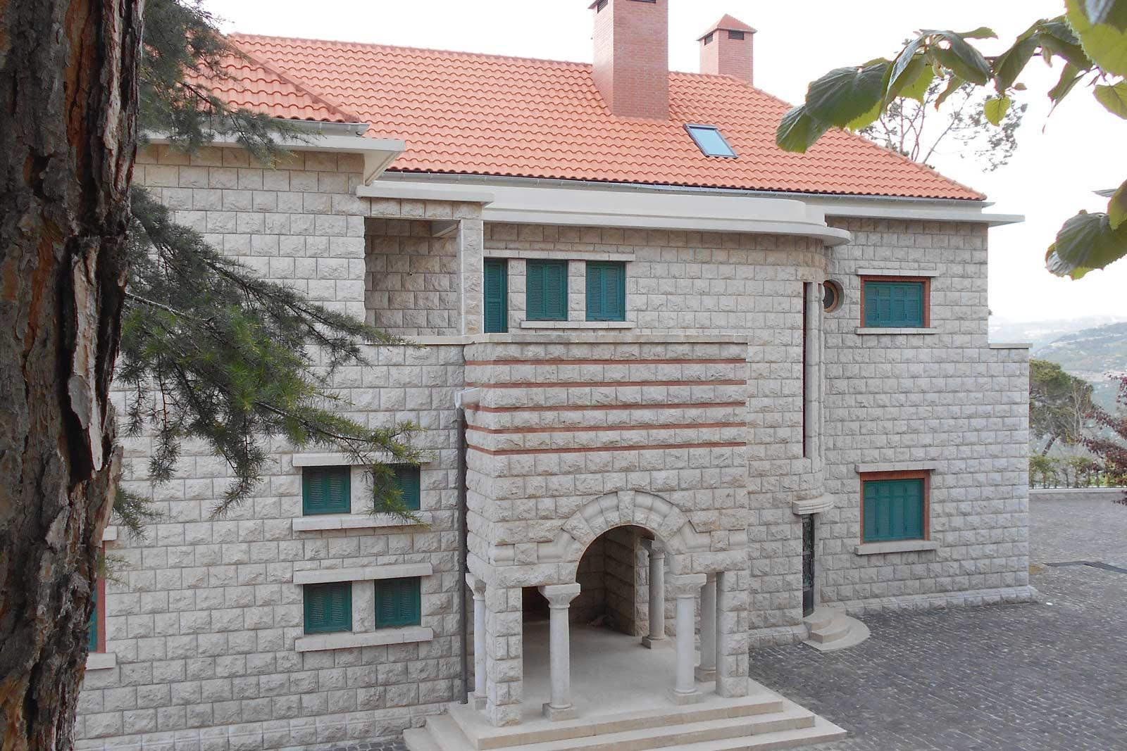 Lebanese House – Richani