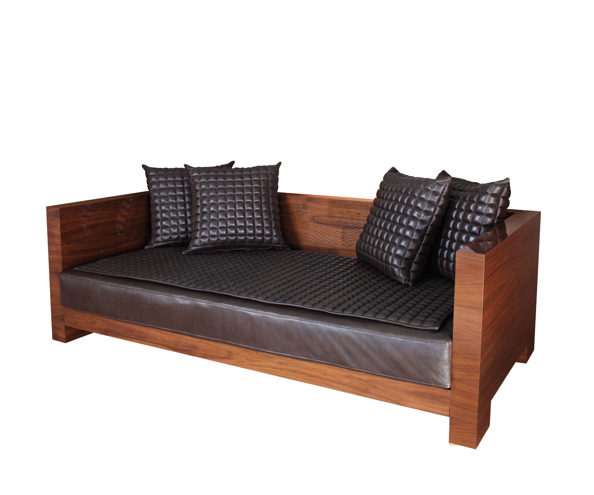 C79 COUTURE QUILTED SOFA